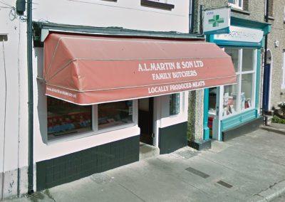 Chagford shop